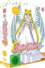 Sailor Moon Stars, 5 DVD. Box.10
