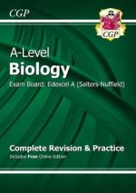 A-Level Biology: Edexcel A Year 1 & 2 Complete Revision & Practice with Online Edition
