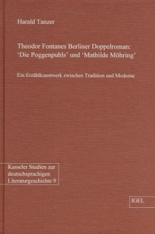 Theodor Fontanes Berliner Doppelroman Die Poggenpuhls und Mathilde Möhring