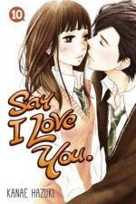 Say I Love You Volume 10