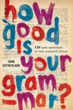 How Good is Your Grammar?