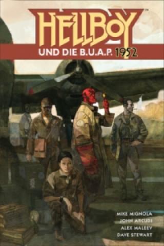 Hellboy und die B.U.A.P. - 1952