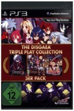 The Disgaea Triple Play Collection, PS3-Blu-ray Disc