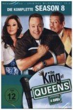 The King of Queens. Staffel.8, 4 DVDs