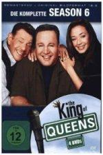 The King of Queens. Staffel.6, 4 DVDs
