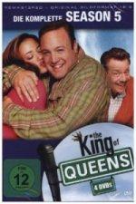 The King of Queens, 4 DVDs. Staffel.5