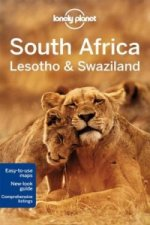 Lonely Planet South Africa, Lesotho Guide