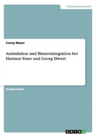 Assimilation und Binnenintegration bei Hartmut Esser und Georg Elwert