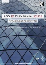 ACCA F2 Management Accounting Study Manual