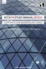 ACCA F4 Corporate and Business Law (English) Study Manual