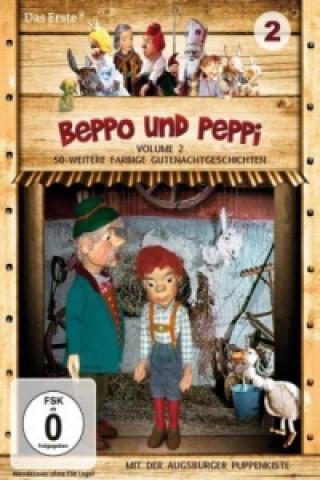 Augsburger Puppenkiste - Beppo und Peppi. Vol.2