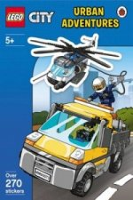 LEGO City: Urban Adventures Sticker Activity Book