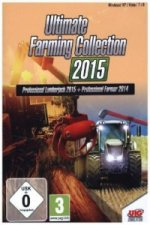 Ultimate Farming Collection, CD-ROM