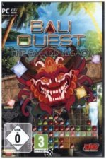 Bali Quest - the scared legacy, CD-ROM