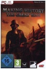 Making History The Great War, CD-ROM