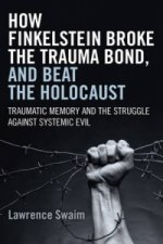 How Finkelstein Broke the Trauma Bond, and Beat the Holocaust