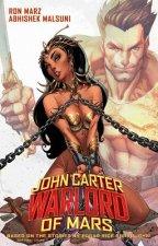 John Carter: Warlord of Mars Volume 1 - Invaders of Mars