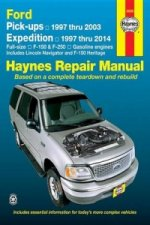 Ford Pick-Ups, Expeditin & Navigator Automotive Repair Manual
