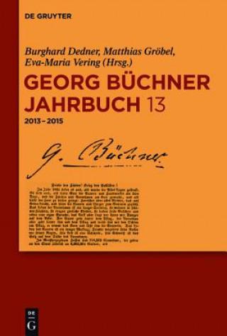 Georg Büchner Jahrbuch. Bd.13