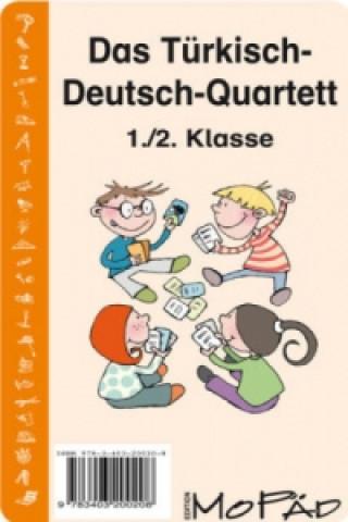 Das Türkisch-Deutsch-Quartett