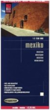 World Mapping Project Reise Know-How Landkarte Mexiko (1:2.250.000). Mexico / Mexique