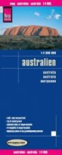 World Mapping Project Reise Know-How Landkarte Australien (1:4.000.000). Australia / Australie