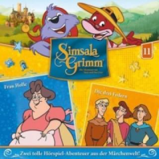 SimsalaGrimm - Frau Holle / Die drei Federn