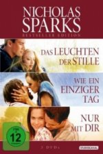 Nicholas Sparks Collection, 3 DVDs