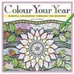 Colour Your Year Wall Calendar 2016