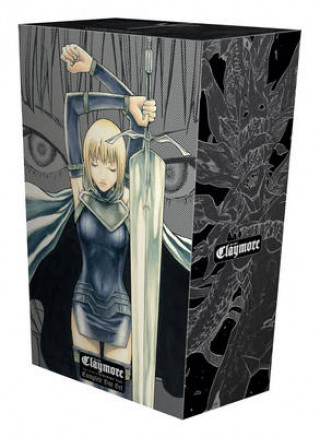 Claymore Complete Box Set