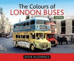 Colours of London Buses 1970s