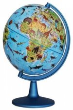 Insight Globe: Illustrated Animal Globe