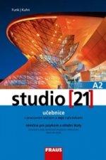 Studio 21 A2 moderní učebnice němčiny pro jazykové a stední školy