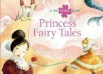 Princess Fairy Tales: A Fun Puzzle Book