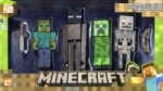 Minecraft Sammelfigur Hostile Mob Pack
