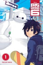 Big Hero 6, Vol. 1