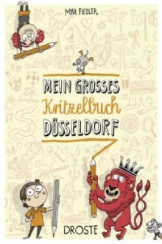 Mein großes Kritzelbuch Düsseldorf