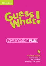 Guess What! American English Level 5 Presentation Plus
