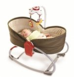 Rocker-Napper 3 in 1 - braun