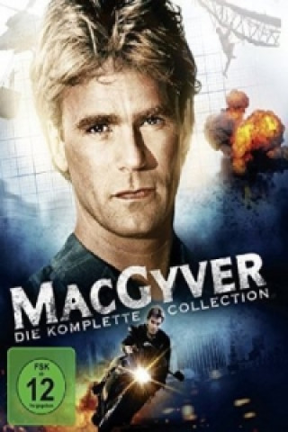 MacGyver - Die komplette Collection, 38 DVDs