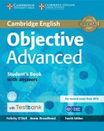 Objective Advanced Student's Book with Answers with CD-ROM w