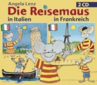 Die Reisemaus: Italien & Frankreichs