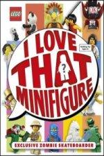 LEGO (R) I Love That Minifigure