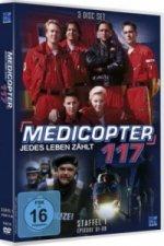 Medicopter 117 - Jedes Leben zählt. Staffel.1, 3 DVDs