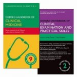 Pack of Oxford Handbook of Clinical Examination and Practical Skills 2e and Oxford Handbook of Clinical Medicine 9e