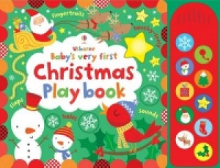 Baby's Very First Christmas Playbook