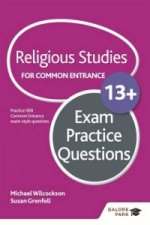 Religious Studies for Common Entrance 13+ Exam Practice Ques