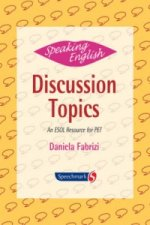 Speaking English: Discussion Topics