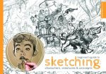 Beginner's Guide to Sketching: Characters, Creatures and Con