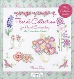 Embroiderers Garden Floral Collection for Hand Embroidery